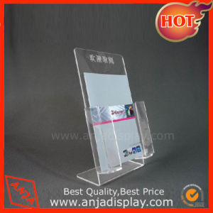 Acrylic Brochure Display Stand Brochure Display Holder pictures & photos