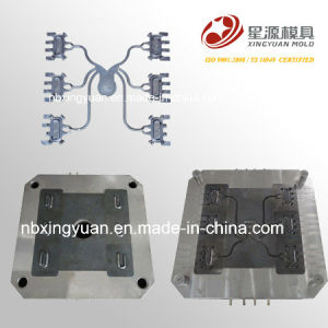 Muilt-Cavity Us Dme Standard Die Casting Mold H13 P20 Grade Steel pictures & photos
