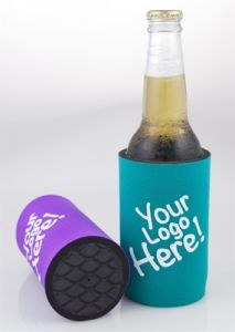 Slim-Line Cooler, Beer Cooler, Promotional Can Holder, Gift Bag pictures & photos