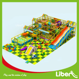 CE Approved Amusement Park Indoor Children Playground pictures & photos
