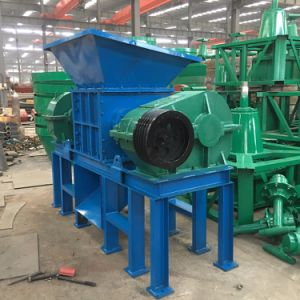 Double Shaft Shredder Machine, pictures & photos