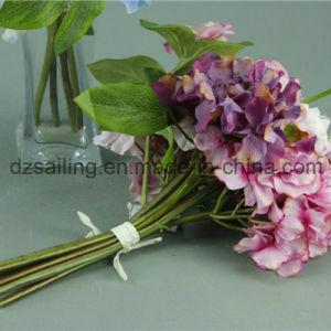 Decorative Artificial Peony Bouquet Flower (SF12274) pictures & photos