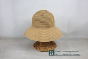 Paper Straw Hat (XH-PA2100) pictures & photos