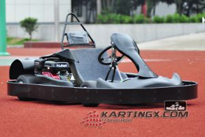 168cc/200cc/270cc Cheap 4 Wheels Gas Racing Go Kart with Four Point Safety Belt pictures & photos