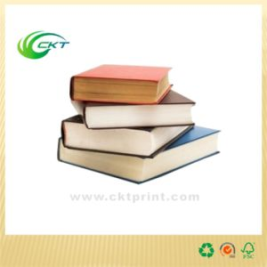 Fancy and High Quality Hardcover Book (CKT-BK-804)
