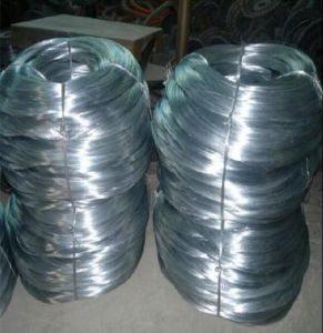 22gauge 7kg Galvanized Soft Binding Wire/Gi Wire for Saudi Arabia pictures & photos