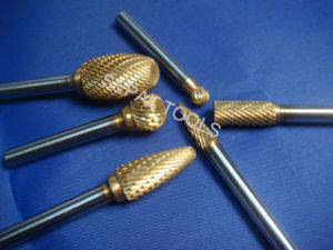 Head Ball Shape Tungsten Carbide Burrs pictures & photos