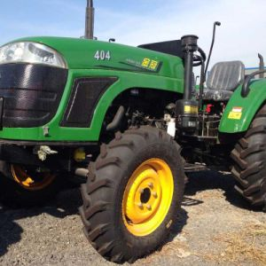 4WD 40HP Tractor with Front End Loader and Backhoe pictures & photos
