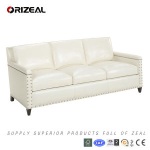 Living Room Chase Leather Sofa (OZ-SF-037) pictures & photos
