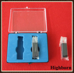 Self Masking Continuous Flow Through Cell Q-614 Quartz Cuvette pictures & photos