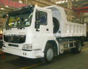 266HP HOWO 4X2 Mining Tipper Truck 25 Ton pictures & photos