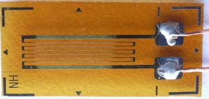 Resistance Sensor Theory and Resistance Output Strain Gauge Factory pictures & photos