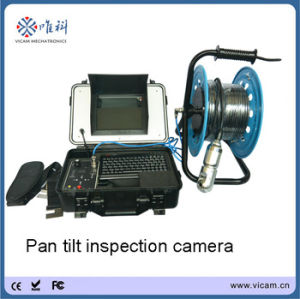 Vicam Heavy-Duty 360 Degree Waterproof Video Camera Pipe Inspection PT Camera V8-3288PT-2 pictures & photos