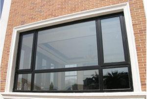Cheap House Aluminium Flat Opening Windows