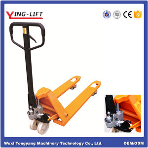 Hot Sale Hydraulic Pallet Trolley Jack Yld20A-1 pictures & photos