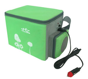 Electronic Cooler and Warmer 4L DC12V for Outdoor Activity Use pictures & photos