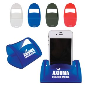 Plastic& Promotional Foldalbe Mobile Phone Holder (PM234) pictures & photos