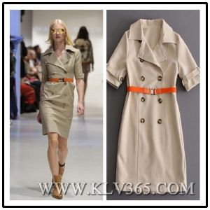 High Quality Designer Women Fashion Spring Summer Dress Manufacture in China
