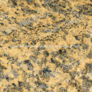 Tiger Skin Yellow Granite Tile pictures & photos