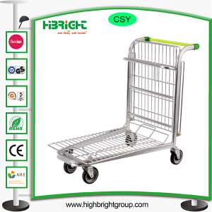 Metal Stackable Warehouse Cargo Storage Trolley pictures & photos