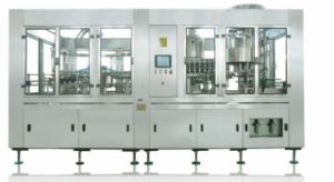 CSD Carbonated Drink Production Line (CGF18-18-6) pictures & photos