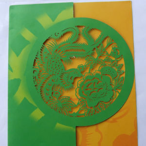Greeting Card/Jeans CO2 Laser Marking Machine/Engraving Machine pictures & photos