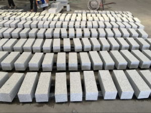 G603 Chinese Cheap Grey Granite Kerb Stone pictures & photos