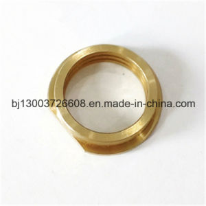 Customized Precision CNC Brass Machining Bushing
