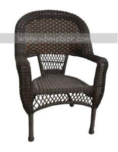 Mtc-184 Rattan Furniture Wicker Chair Outdoor Chair Patio Chair Steel Garden Chair pictures & photos