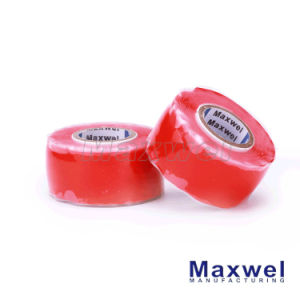 Wide Range Strech & Seal Self-Fusing Silicone Tape pictures & photos