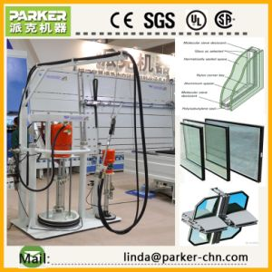Glass Sealing Machine for Double Glazing Glass Units pictures & photos