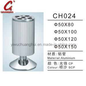 Aluminium Furniture Leg, Aluminium Sofa Leg (CH024) pictures & photos