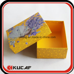 Custom Printing Cardboard Cosmetic Packaging Box pictures & photos