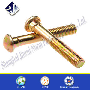 Hot Sale on Line Fish Bolt (Grooved Zinc Plated) pictures & photos
