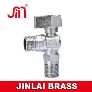 Brass Angle Valve-Pn16 (JL-861)