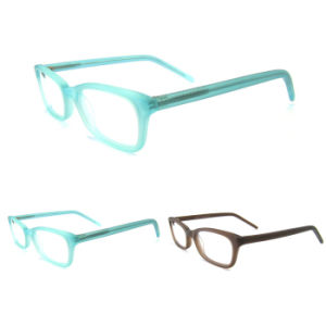 Top End Square Optical Frame, Monochrome Frames Glassess pictures & photos