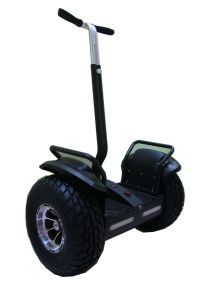 Two Wheel Self Balancing off Road Electric Standing up Scooter pictures & photos