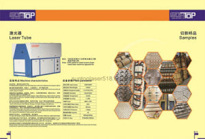 Round Wood Laser Die Cutting Machine/Round Die Board CO2 Laser Cutting Machine pictures & photos