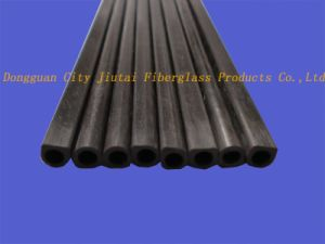 Aging-Resistant and Water-Resistant Carbon Fibre Tube pictures & photos
