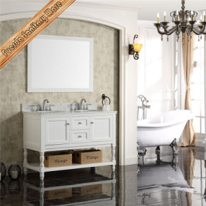 USA Style Modern Bathroom Furnture Cabinet Vanity pictures & photos