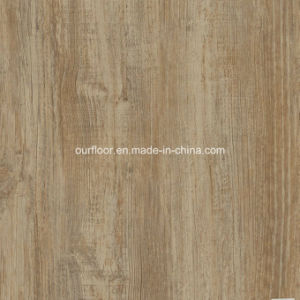 Zero Formaldehyde WPC Click Vinyl Flooring Planks pictures & photos