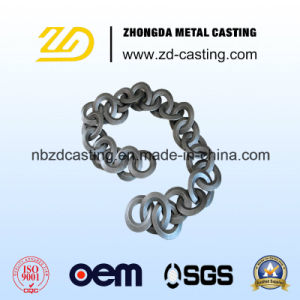 Machining Garte Bar with Alloy Steel Forging pictures & photos
