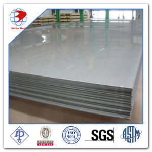 304 Stainless Steel Sheet/ Mirror Finish 316 Stainless Steel Sheet pictures & photos