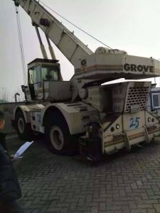 Used Mobile Crane, Grove Truck Crane, 40t Truck Crane pictures & photos