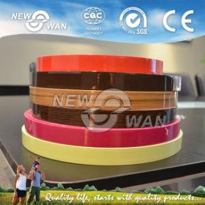 PVC Edge Banding Tape (NBT-0016) pictures & photos