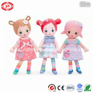 Fancy Girl DIY Cute Toy Dressed Soft Stuffed Plush Doll pictures & photos
