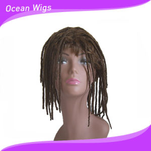 Afro Twist Braid Synthetic Hair Wig pictures & photos