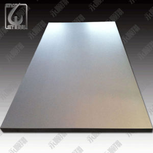 Full Hard G550 Galvanized Steel Sheet with Steel Packing pictures & photos