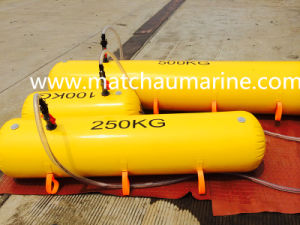 Lifeboat Proof Load Testing Water Weight Bag for Load Test pictures & photos