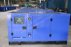 Silent Dieser Genset Powered by Chinese Diesel Engine pictures & photos